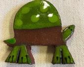 Turtle Handmade Mosaic Ce...