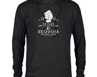 Sequoia National Park Adventure Unisex Hoodie