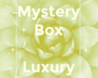 Mystery box, luxury stationery addict, metallic washi tape, bookmark, planner stickers, bullet journal accessories, gift box, lucky dip