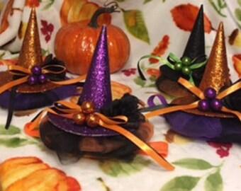 Halloween Witch Hat Headband/Halloween Headband/Baby Halloween Headband/Baby Headband/Witch Headband/Child Halloween Headband