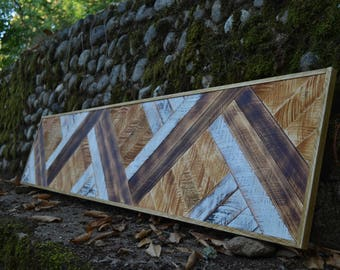 Geometric Wood Art, Wood Wall Art, Wooden Wall Art Hanging, Wooden Wall Art, Modern Wood Art, Boho Wood Art, Wood Wall Decor