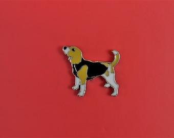 Enamel Pin Dog