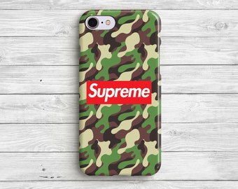Supreme iPhone Case Supreme iPhone 7 Case Supreme iPhone 6 Case iPhone 7 Plus Supreme iPhone 6s Supreme Camouflage Case iPhone 6 Plus Case