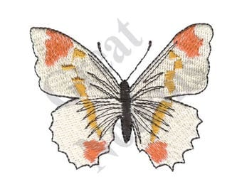 Butterfly - Machine Embroidery Design