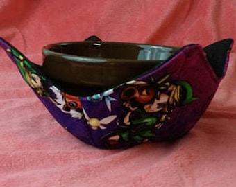 Zelda Majora's Mask Bowl Cozy