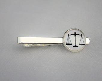 Lawyer Tie Clip, Lawyer Tie Bar