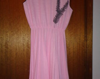 Jonathan Summers of Sydney 1980s Pink Dress