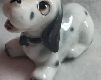 Small Dalmatian Puppy with Spots (#145)