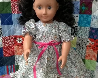 Dress for an 18 inch Doll