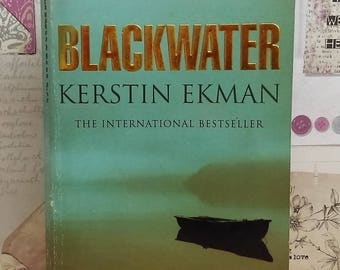 Blackwater By Kerstin Ekman (Vintage, 1996) Vintage Paperback