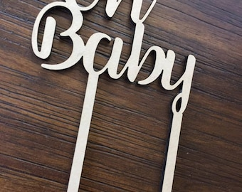Customized Acrylic Cake Toppers