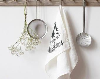 Farmhouse Style Tea Towels