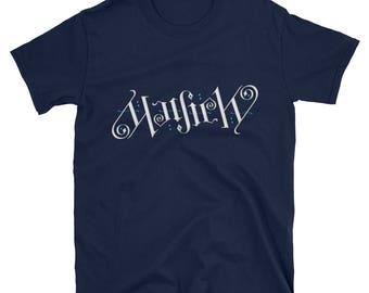 Magick Ambigram T-Shirt | Spirituality Art | Occult | Unisex Gift Tee