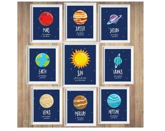 solar system nursery theme - photo #12