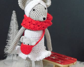 Rosie mouse winter special edition