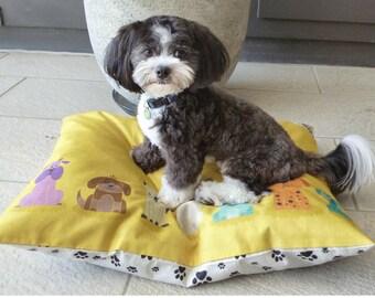 Puppy Lineup – Medium Dog Cushion Bed