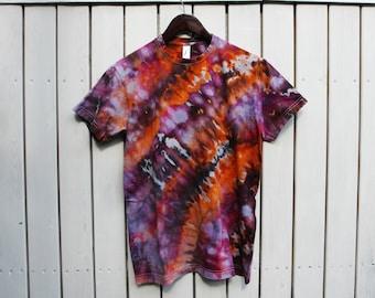Roaring fire tie dye shirt (FREE SHIPPING)