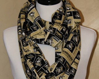 Pittsburgh Penguins Infinity Scarf