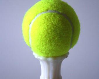 Tennis Player/Tennis Ball Sports Fan Keepsake Cremation Urn