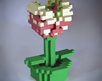 Wooden Piranha Plant (Super Mario)