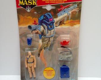 M.A.S.K MASK Mask Venom's Revenge Kenner 1987 Miles Mayhem New MOC Action figure Venom attack adventure pack