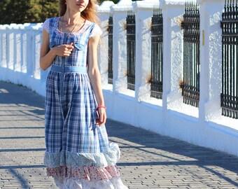 Boho style dress Town Fairy