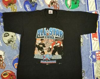 Vintage Colorado Avalanche NFL T Shirt Size XXL