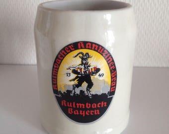 Kulmbacher Beer Mug