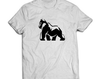 Tribute To Harambe - Unisex T-Shirt White Cotton