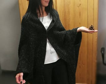 Cardigan/Woman/Casual/Comfortable/Spring/Summer/Autumn/Warm/Girl/Lady/Classic/Black/Gift