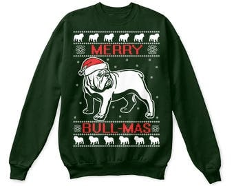 Bulldog sweatshirt, bulldog sweater, bulldog ugly shirt, bulldog christmas shirt, bulldog christmas gift, bulldog shirt, bulldog gift shirt