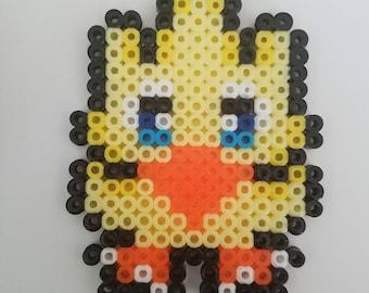 Final Fantasy Chocobo Perler Bead Design