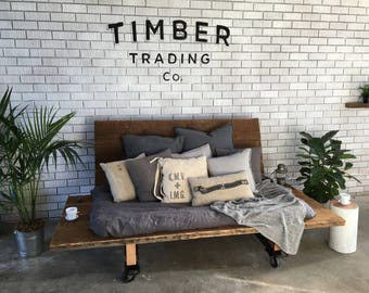 Timber Day Bed