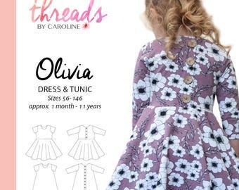 Olivia Dress & Tunic ENGLISH