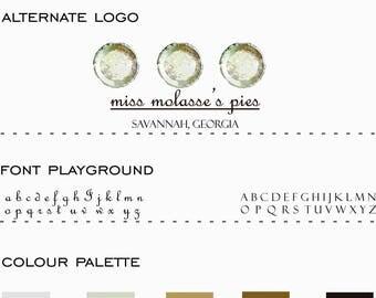 Custom Logo & Business Branding Kit