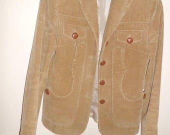 Scapa t38 velvet vintage jacket