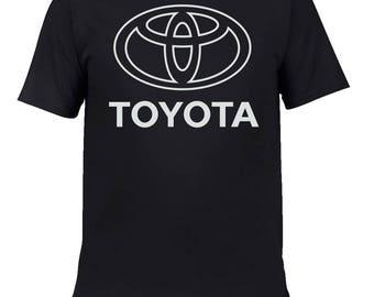Toyota logo etsy for Order custom t shirts in bulk