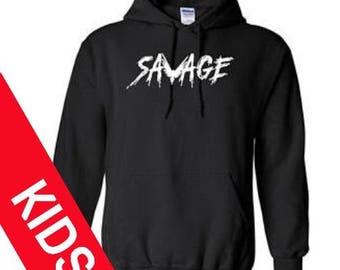 Logan Paul Kids Hoodie//Maverick//Logan Paul Sweatshirt// Logan Paul Bird// Logan Paul Sweater//Logan Paul Savage Hoodie