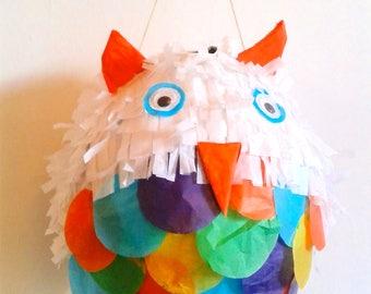 White Owl Piñata