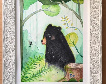 Little Bear Print