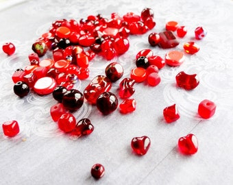 Czech said also Czech glass beads 20 assorted beads