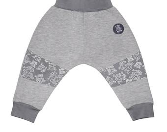 Soft sweatpants, gray