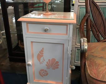 Small Wood Cabinet