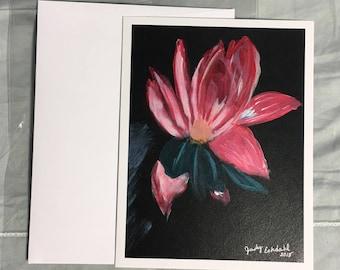 Note Card Flower 2