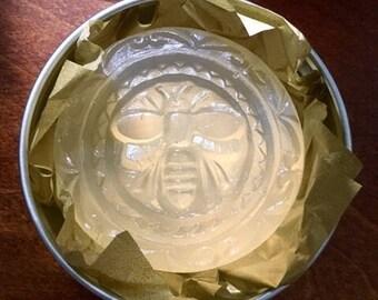 Handmade Honey Glycerin Soap