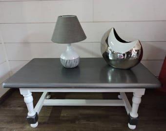 table basse etsy. Black Bedroom Furniture Sets. Home Design Ideas
