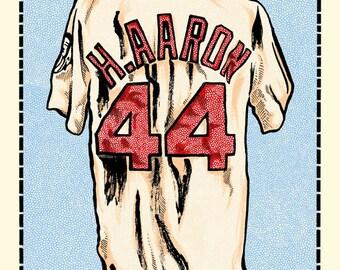 H. Aaron Jersey