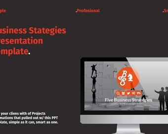 Business Strategies PowerPoint
