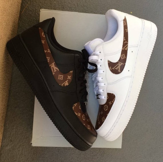 Nike Air Force 1 Louis Vuitton Confederated Tribes Of The