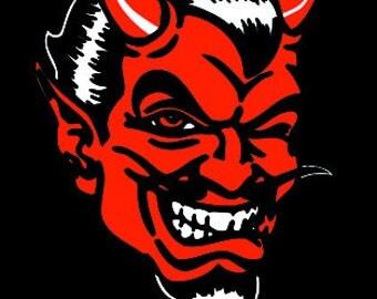 Handsome Devil Vintage Fashion Victim Shirt